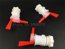 3 pcs/lot Homebrew Bottling Bucket Plastic Spigot replacement spigot Beerbrewing