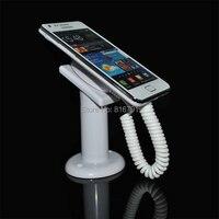 Titular de Exibição de Loja de Telefone celular Anti-lost Suportes de Prateleira Rack de Telefone Celular Inteligente Móvel banco de Bateria para Iphone Samsung Huawei