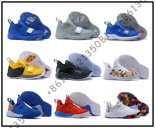 2018 men athletic  Basketball shoes PG 2.0 wholesale Sports Sneakers Ferocity Zoom basketball shoe US7 US122018 men athletic  Basketball shoes PG 2.0 wholesale Sports Sneakers Ferocity Zoom basketball shoe US7 US12
