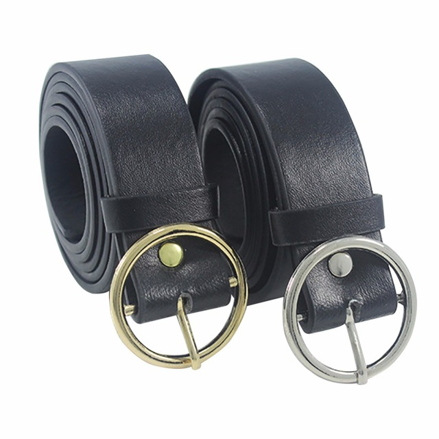 Women's Casual Leather Belts