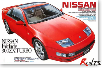 RealTS Tamiya 24087 1/24 Fairlady 300ZX Turbo