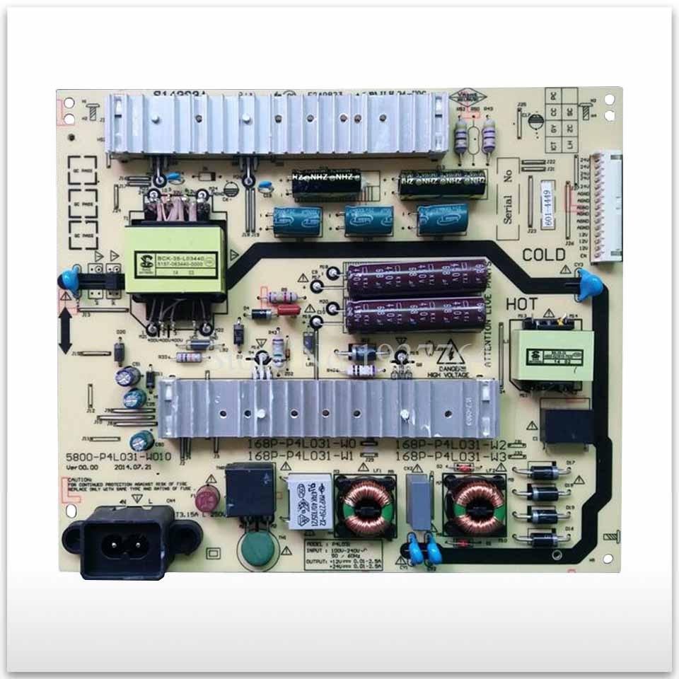 power supply board 5800-P4L031-W010 168P-P4L031-W0 Power Board 49E510 original 32s12hr 32k03hr 32l05hr power supply board 168p p32alk 00 10