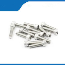 Free shipping 20pcs M3 DIN912 304 good quality Stainless Steel Hexagon Socket Head Cap Screws M3*8/10/12/16/20/25/30