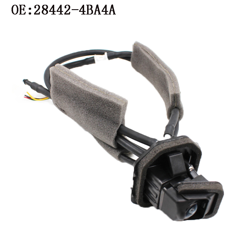 YAOPEI NEW BACK UP CAMERA PARKING AID REVERSE CAMERA OEM 28442 4BA4A for 14 16 Nissan