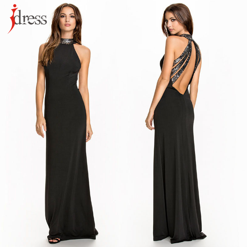 IDress Wholesale/ Retail High Quality Women Sequined Long ...