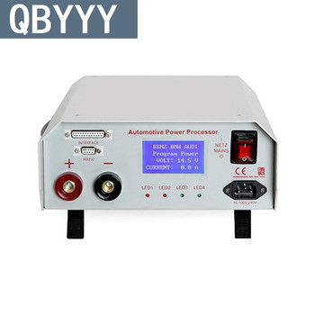 QBYYY Automotive Programming Dedicated Power Car battery voltage stabilizer regulator For AUDI/VW/BENZ/BMW