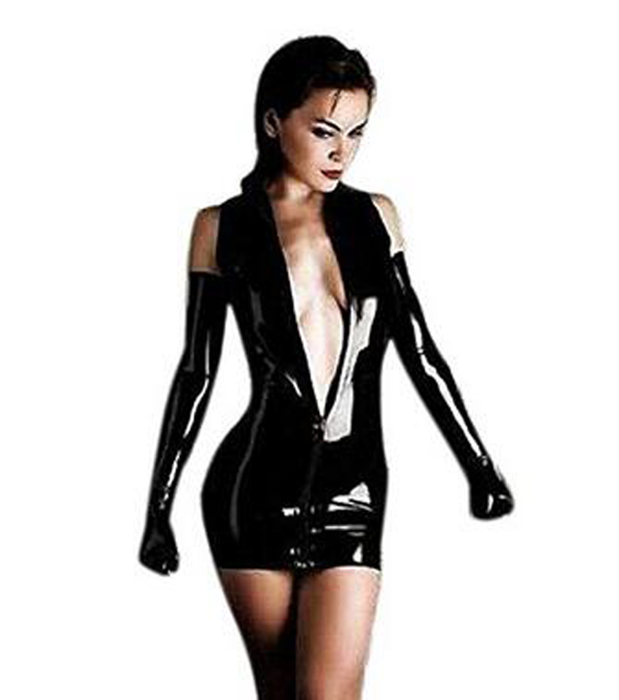 Dominatrix outfits and toys
