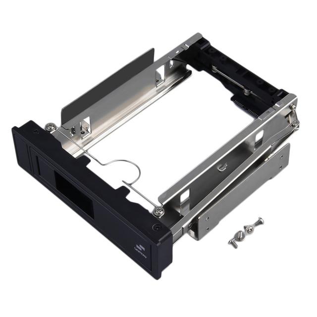 Nova SATA HDD-Rom Hot Swap Rack Móvel Para 3.5 polegada HDD Interno