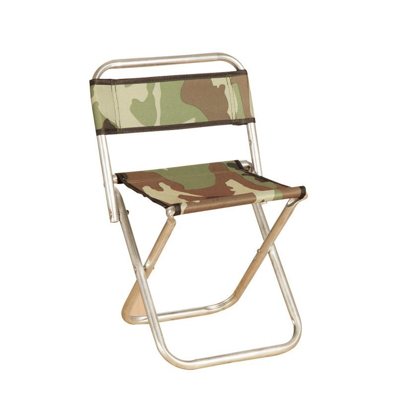 Portable Camping Chair Professional Folding Stool Seat Chair For Fishing Picnic BBQ Beach Cycling Hiking Outdoor Furniture