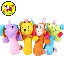 petcircle hot sale pet dog toys monkey frog elephant plush dog toys 3 colors dog toys