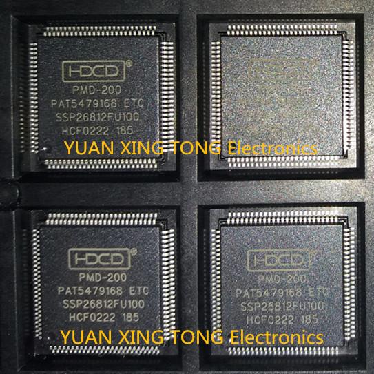 Frete grátis 1 pçs/lote PMD-200 PMD200 PAT5479168 SSP26812FU100 QFP100 novo estoque IC