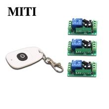 Best PriceDC9V 12V 24V RF Wireless Remote Control Switch 1CH