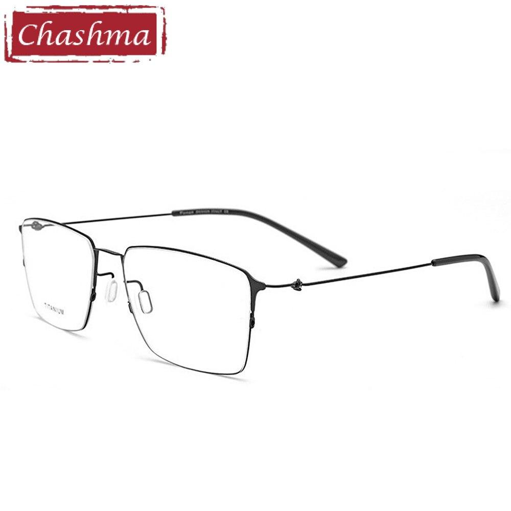 Chashma Marke Männer Große Rahmen Großen Kreis Brillen Licht Gewicht ...