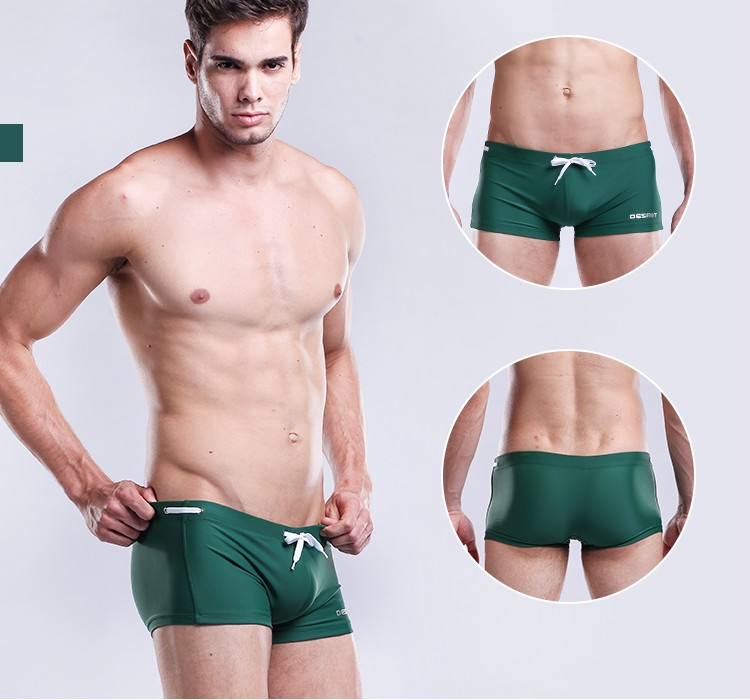 Topdudes.com - Hot Men's Quality Summer Sexy Swim Trunks
