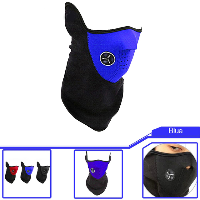 Anti-dust motorcycle skull ghost face windproof mask outdoor sports warm ski caps bicycle bike balaclavas scarf skull face mas 2