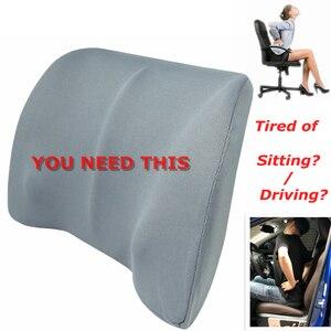 Car back Support Lumbar Pillow