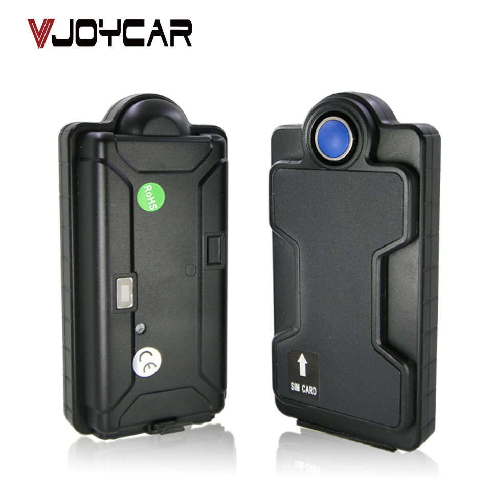 VJOYCAR TK05GSE Portable 3G GPS Tracker 5000mAh Rechargeable Battery Powerful Magnet FREE Tracking Software Platform APP