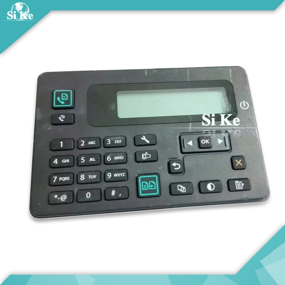 ФОТО Printer Control Panel  For HP Pro M 127 128 fp M127 M128 Control Keyboard Board display screen On Sale