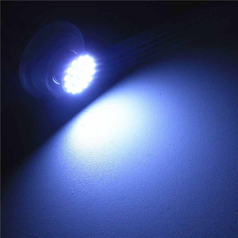 12 V LED (22 * 1206SMD) araba ampulü Lamba W21W T20 W3X16d/7440 Için Tek Satır Ön Arka dönüş lambası Arka Sis Lambası