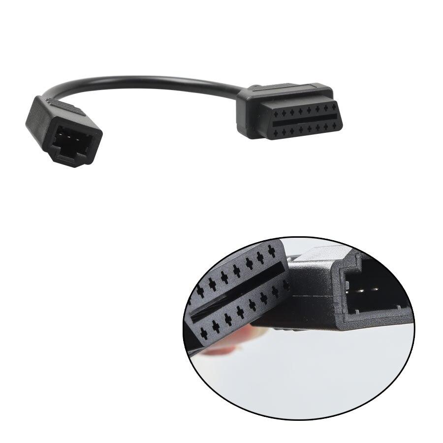 Для Honda 3Pin OBD OBD2 свинцовый кабель