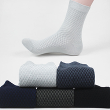 HSS 5Pairs Cotton Socks Quick-Drying Men Winter Strandard Thermal for male trekking