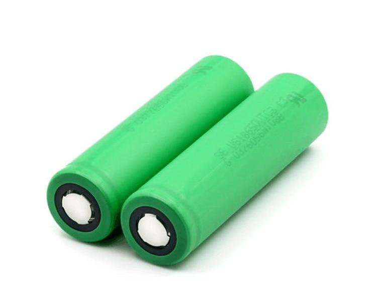 2pcs/lot 3.6V 2100mAh VTC4 For Sony Original Rechargeable Lithium Li-ion Battery 30A High Drain Batteries For E-cig