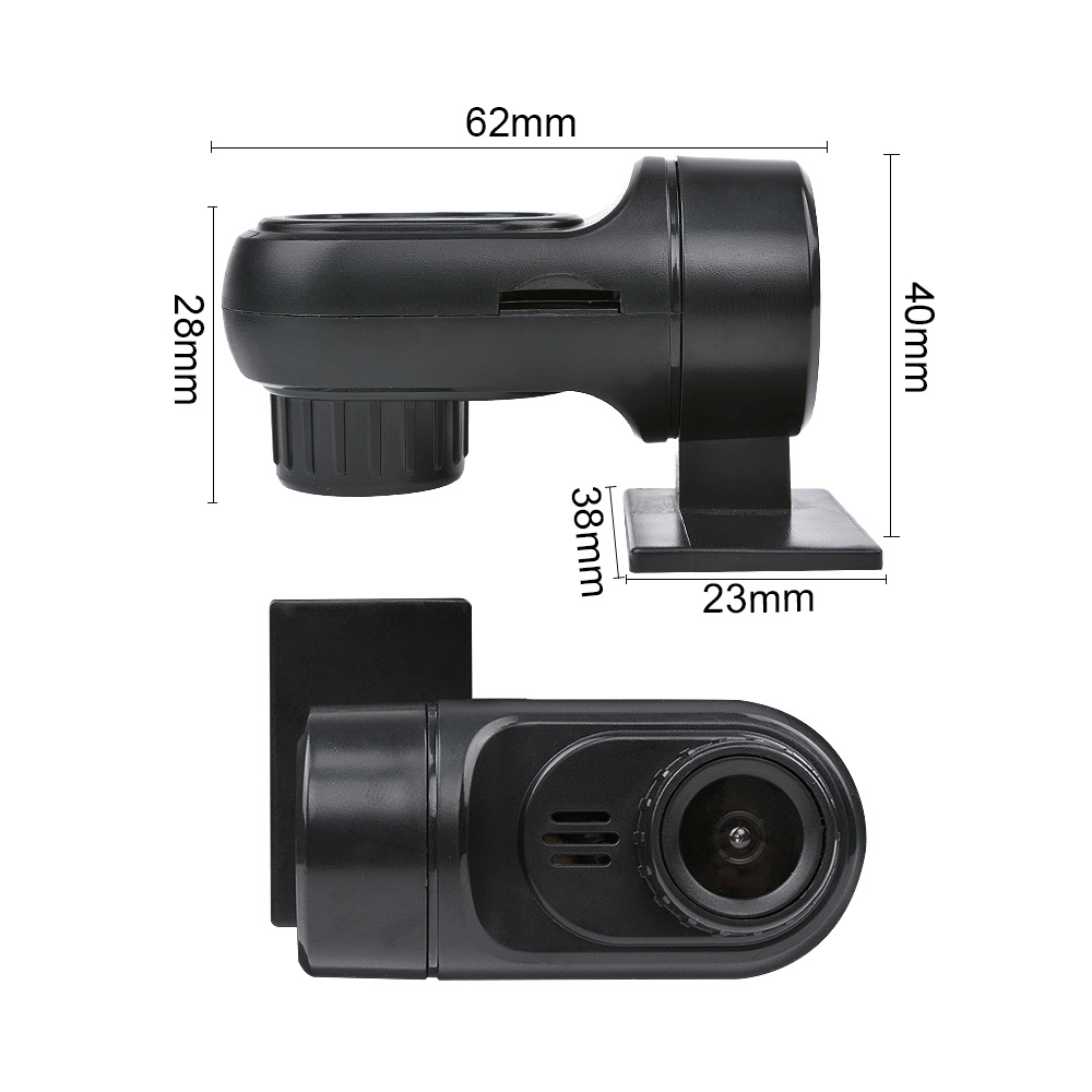 Image 2 - AOSHIKE Dash Camera  Mini Car DVR USB Camera For Android HD 140 Degrees Driving Recorder 64G Night Vision G sensor Car DVD-in DVR/Dash Camera from Automobiles & Motorcycles