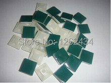 HDB-30*30 The high quality  Since the stick type localizer sucker Tie fixed seat Adhesive Mount Green glue