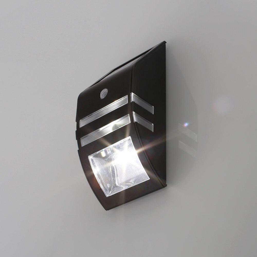 solar powered motion sensor light solar energy led security lamp waterproof u auto onoff