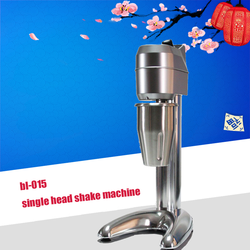 1pc Bling bl-015 single head shake machine milk mixer milk shake/multi-function single machine/professional milk shake machine sony shake x1d