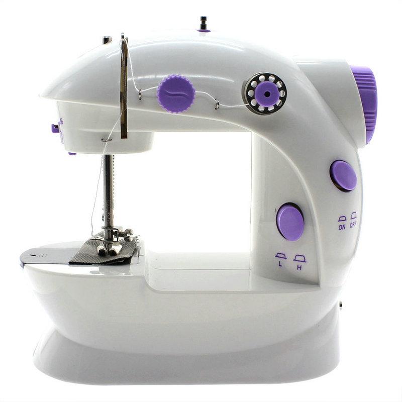 Aliexpress Buy US Plug Household Handheld Mini Sewing Machine Stunning Mini Sewing Machine