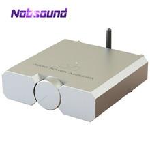 Nobsound Hallo end Bluetooth 5,0 Power Verstärker HiFi Stereo Kopfhörer Amp Mit USB Soundkarte 100W * 2