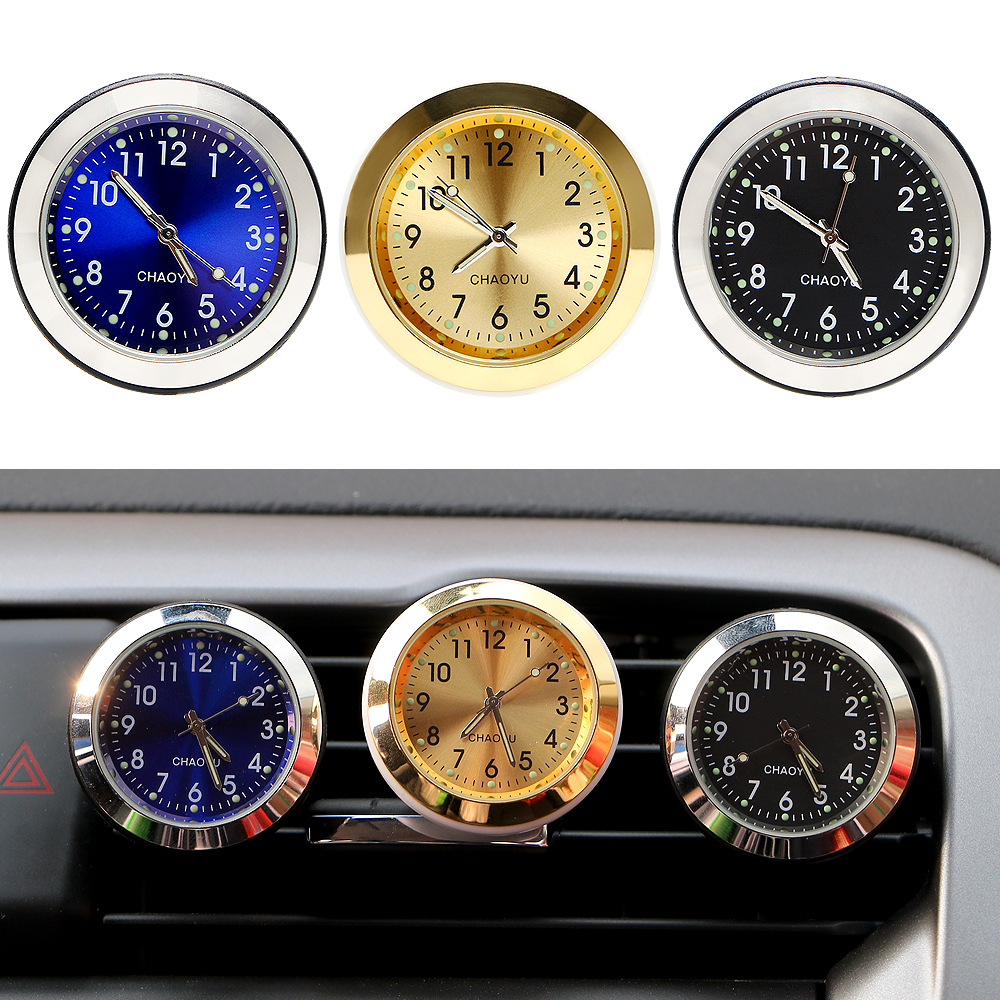 Auto Outlet Perfume Luminous Air Conditioner Clip font b Interior b font Accessories Aromatherapy Car Air