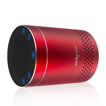 ZEALOT S15 Super Bass Stereo Bluetooth metal Speaker Column Wireless Subwoofer Handsfree for calls