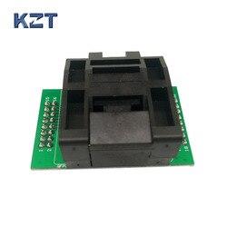 QFP32 TQFP32 LQFP32 zu DIP32 Universal Programmierung Buchse Pitch 0,5mm IC Körper Größe 5x5mm Test Adapter programmierer