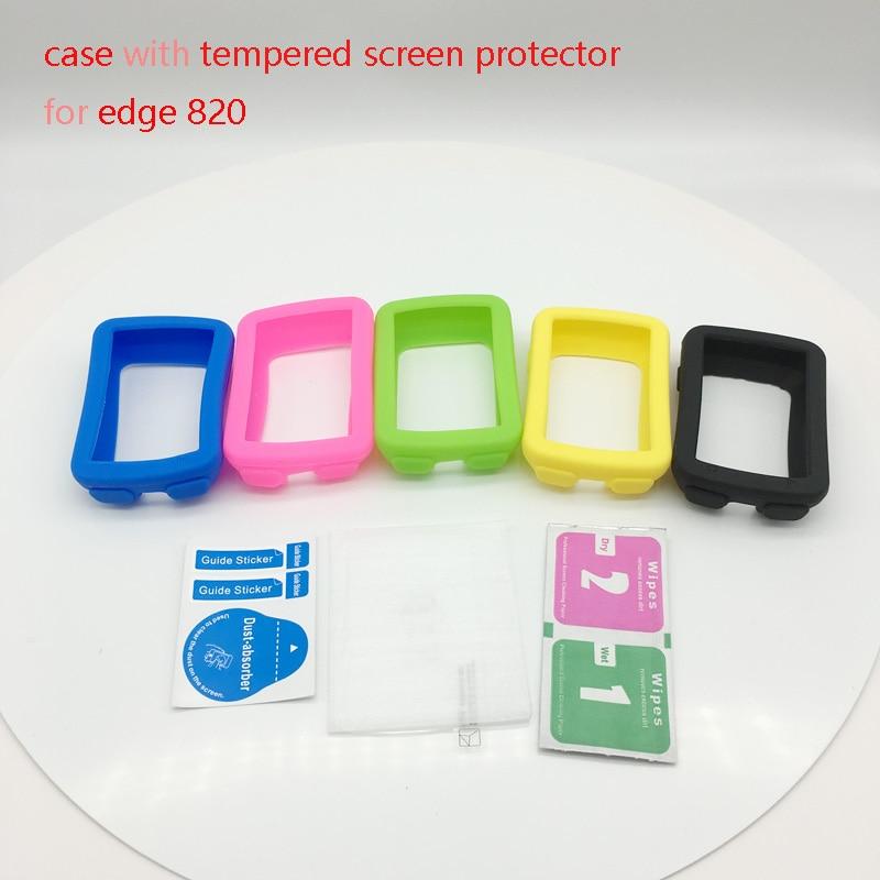 Fiimi Garmin Edge 820 Case Silicone Black Fiimi Silicone Protective Case For Garmin Edge 820