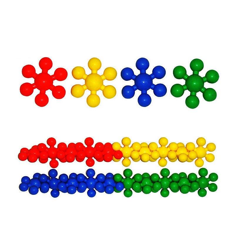 buy kids building blocks 350g children toys plastic abs blocks games for. Black Bedroom Furniture Sets. Home Design Ideas
