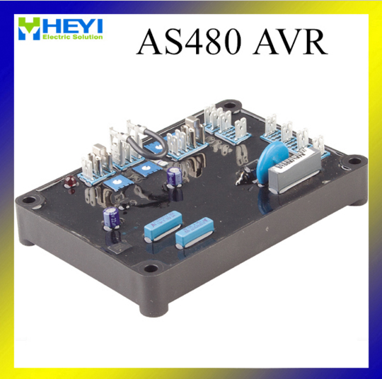 Generator parts AVR AS480 automatic voltage regulator for generator
