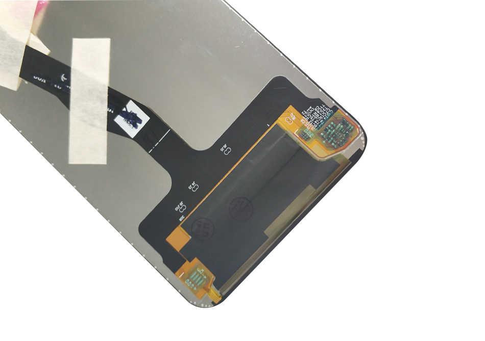 """6.5 """"لهواوي الشرف 8X شاشة الكريستال السائل مجموعة المحولات الرقمية لشاشة تعمل بلمس شاشة إل سي دي باللمس شاشة ل الشرف 8X إصلاح أجزاء"""