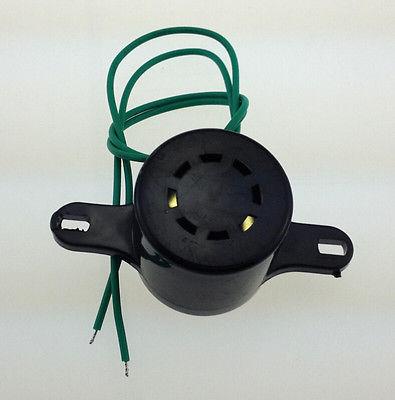 Baomain AC 220V 10mA Industrial Music Sound Electronic Buzzer Siren 105dB