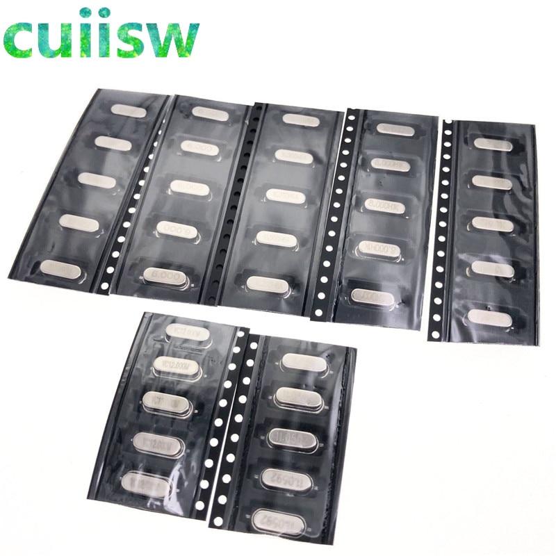 ECS-120-CD-0330 Crystal Oscillator SMD 12MHz 9pF  **NEW**  Qty.5