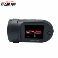 Mini 0807 Car DVR Camera DashCam Mini0807 G Sensor Upgraded 0805 Amba A7LA50Chip Parking Monitor GPS