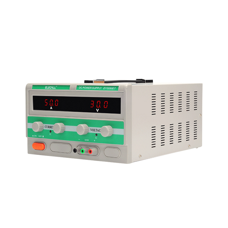 Switching Regulated Adjustable DC Power Supply Single Channel 30V 50A Variable Digital Display SMPS EY3050ET mini adjustable dc power supply laboratory power supply digital variable voltage regulator 30v10a four display ps3010dm