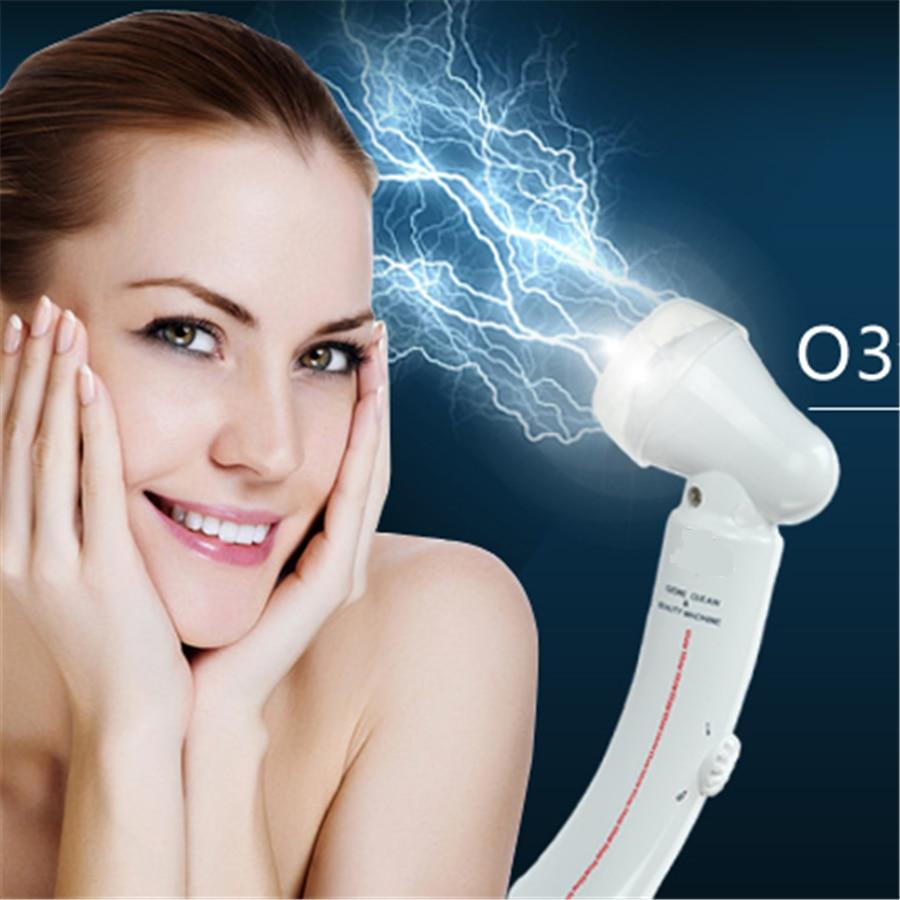 220V Beauty Stimulator O3 Ozone Skin Care Massager Wrinkle Remover Beauty Equipment Firming Skin Rejuvenation Mesotherapy