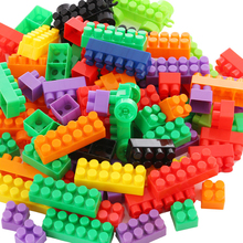Creative Building Blocks Models Building Toy Blocks Children's FavoriteToys Intellectual Souptoys Each Bag Of 500g Or 250g DIY