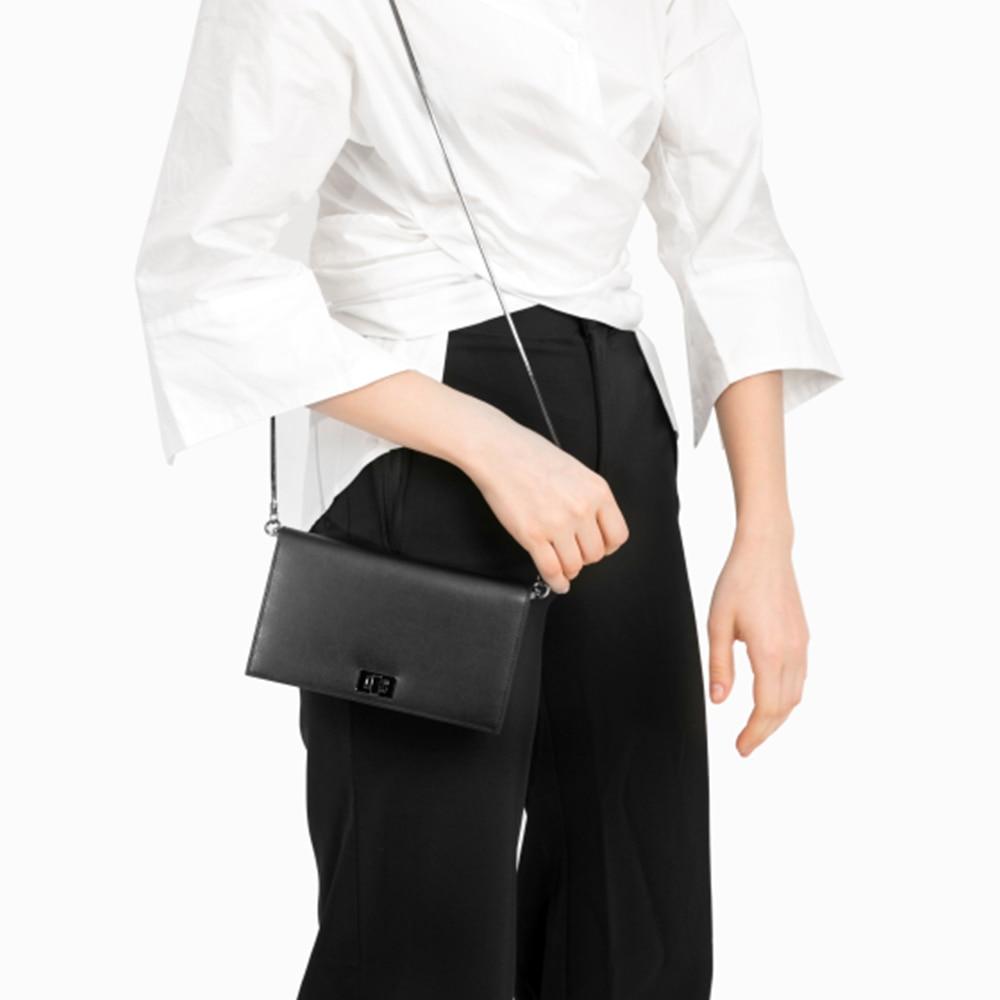 Sling Zoey Black Messenger Pour Filles Style Chaîne Femmes Kong Lady Hong Vintage Sac fPfBAR