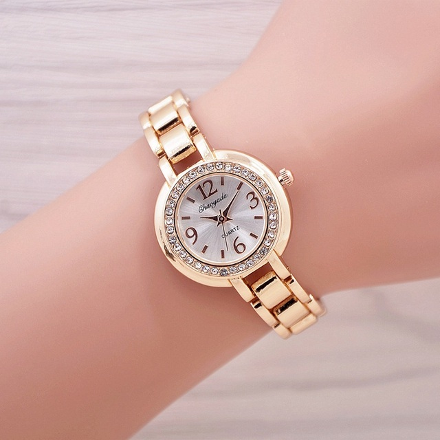 fashion luxury silver bracelet watch women watches women dress quartz watch ladi