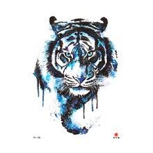 Popularne Tygrys Tatuaż Wzory Kupuj Tanie Tygrys Tatuaż