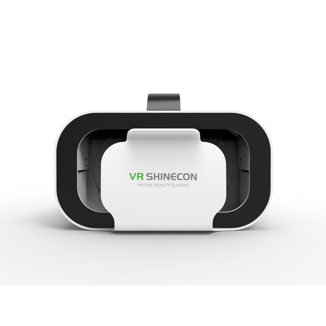 VR Shinecon G05A Casque Headset Virtual Reality Glasses 3D Helmet 3 D Google Cardboard For Smart Phone Smartphone Goggles Mobile 1