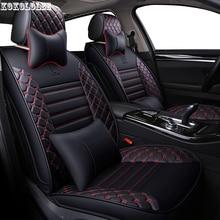 [Kokololee] искусственная кожа сидений автомобиля для opel astra g h mitsubishi pajero hyundai ix25 haval h6 bmw f11 нива, авто аксессуары
